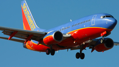 N472WN - Boeing 737-7H4 - Southwest Airlines