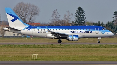 ES-AED - Embraer 170-100STD - Estonian Air