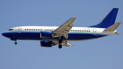 EY-539 - Boeing 737-3B7 - East Air