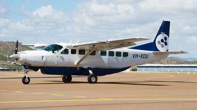 A picture of VHXDU - Cessna 208B Caravan - Skytrans - © Dave Parer