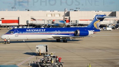 N921ME - Boeing 717-2BL - Midwest Airlines