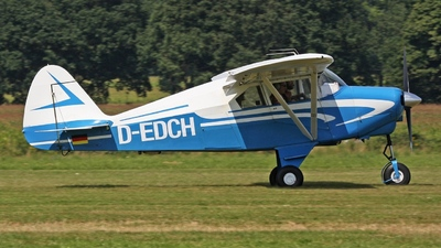 D-EDCH - Piper PA-22-160 Tri-Pacer - Private