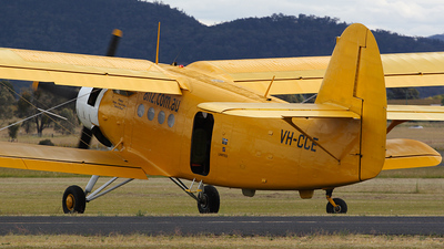 VH-CCE - PZL-Mielec An-2TP - Private