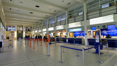 EGNS - Airport - Terminal