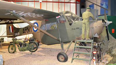XM819 - Percival EP-9 Prospector - United Kingdom - Army Air Corps
