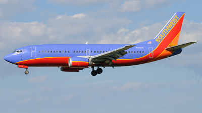 N311SW - Boeing 737-3H4 - Southwest Airlines