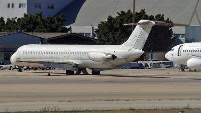UR-CBY - McDonnell Douglas DC-9-51 - UM Air (Ukrainian Mediterranean Airlines)
