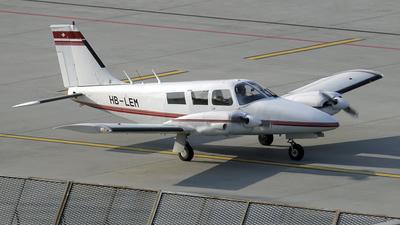 A picture of HBLEM - Piper PA34200 Seneca - [347350327] - © Paul Denton