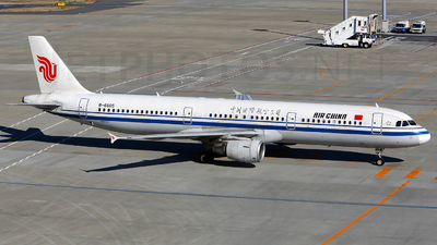 B-6605 - Airbus A321-213 - Air China