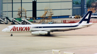 N802BN - Douglas DC-8-62(F) - Arrow Air