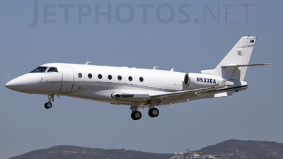 N533GA - Gulfstream G200 - Private