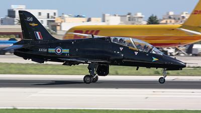 XX156 - British Aerospace Hawk - United Kingdom - Royal Air Force (RAF)