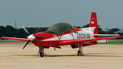 LD-0106 - KAI KT-1 Woong-Bee - Indonesia - Air Force