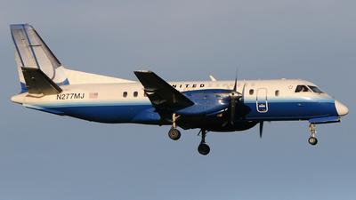 N277MJ - Saab 340B - United Express (Colgan Air)