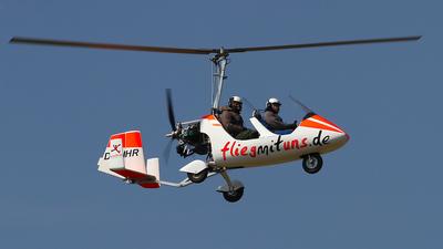 D-MIHR - Autogyro Europe MTOsport - Private