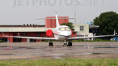 VT-AGP - Hawker Beechcraft 850XP - Private