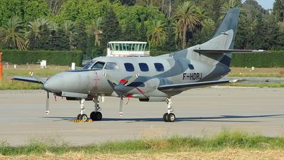 A picture of FHDRJ - Swearingen SA226T Merlin IIIB - [T265] - © Justo-M. Prieto