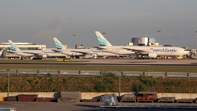 LPPT - Airport - Ramp
