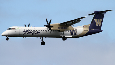 N435QX - Bombardier Dash 8-Q402 - Horizon Air