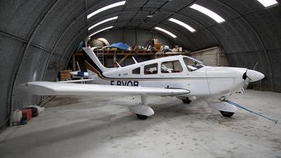 A picture of FBVOB - Piper PA28180 - [287405113] - © Dominik Burger