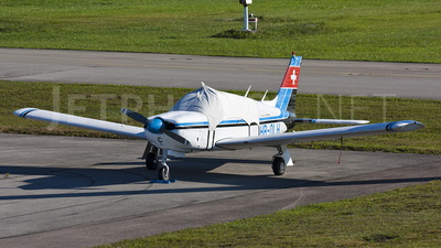 HB-OLH - Piper PA-28R-200 Cherokee Arrow II - Private