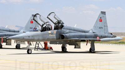 67-21279 - Northrop F-5B Freedom Fighter - Turkey - Air Force