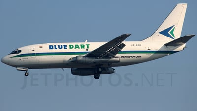 VT-BDH - Boeing 737-25C(Adv)(F) - Blue Dart Aviation