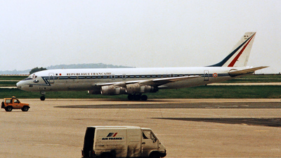 46013 - Douglas DC-8-72(CF) - France - Air Force