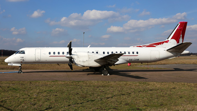 SE-LOM - Saab 2000 - Golden Air