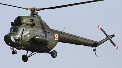 4437 - Mil Mi-2 Hoplite - Poland - Air Force