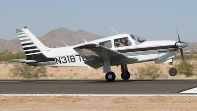 A picture of N31870 - Piper PA28R201T - [28R7803302] - © Felipe Garcia