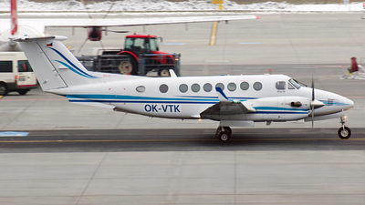 OK-VTK - Beechcraft B300 King Air 350 - Time Air