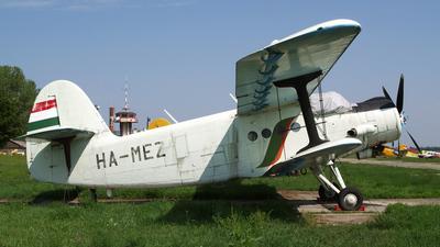 HA-MEZ - PZL-Mielec An-2R - Private