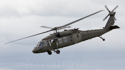161226 - Sikorsky UH-60M Blackhawk - Sweden - Armed Forces