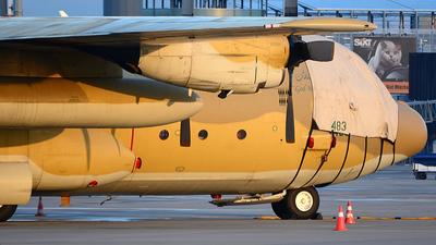 483 - Lockheed VC-130H Hercules - Saudi Arabia - Air Force