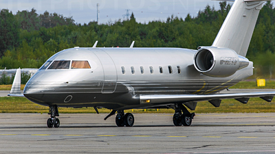 G-REYS - Bombardier CL-600-2B16 Challenger 604 - Greyscape