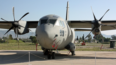 4117 - Alenia C-27J Spartan - Greece - Air Force