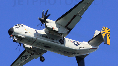 162140 - Grumman C-2A Greyhound - United States - US Navy (USN)