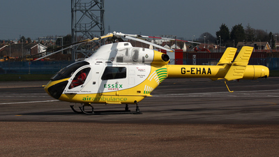 A picture of GEHAA - MD900 Explorer -  - © Dave Potter