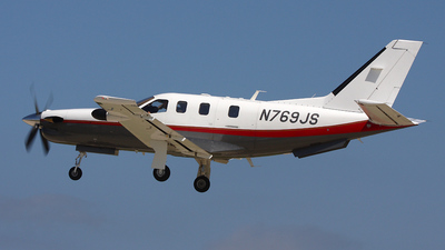 N769JS - Socata TBM-700C2 - Private