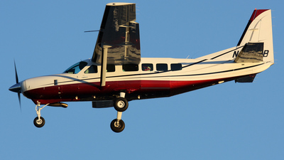 N288RB - Cessna 208 Caravan - Private