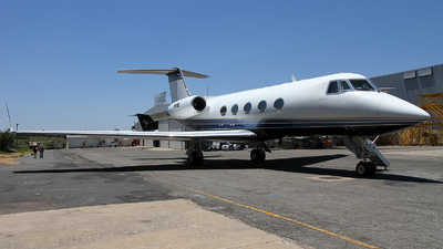 N1B - Gulfstream G-IIB - Private