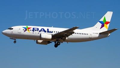 CC-ACE - Boeing 737-322 - Principal Airlines (PAL)