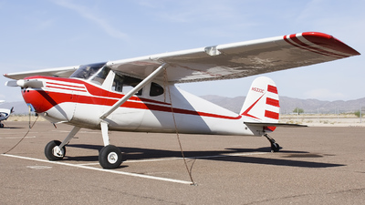 N5333C - Cessna 140A - Private