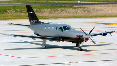 LX-JFO - Socata TBM-850 - Private
