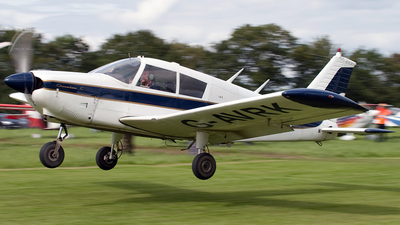 A picture of GAVRK - Piper PA28180 - [284041] - © Ian Busby