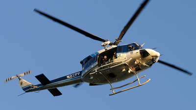 A picture of N22PP - Bell 412EP - [36219] - © FOKKER AIRCRAFT