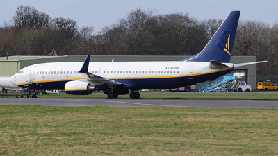 EI-DPS - Boeing 737-8AS - Ryanair