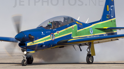 FAB1308 - Embraer T-27 Tucano - Brazil - Air Force