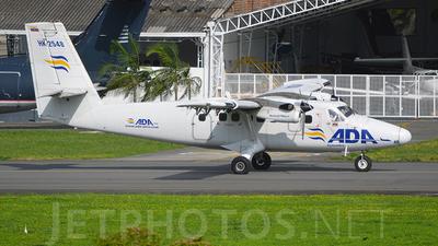 HK-2548 - De Havilland Canada DHC-6-300 Twin Otter - ADA Aerolínea de Antioquía
